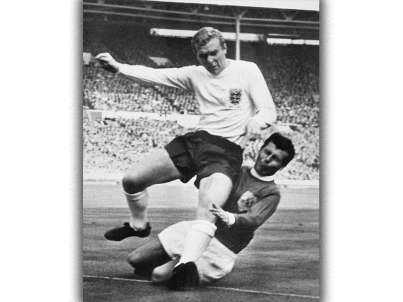 Αθλητισμός - Ποδόσφαιρο - Αγγλία - Μπόμπι Μουρ