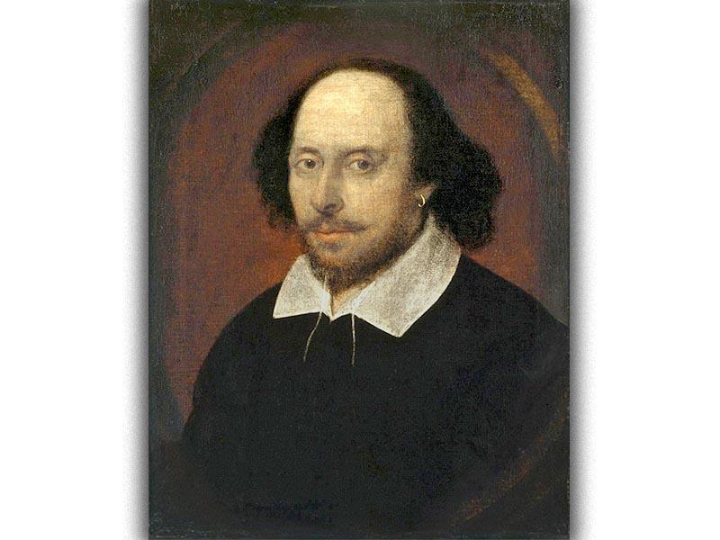 Πολιτισμός - Λογοτεχνία - Ουίλιαμ Σαίξπηρ