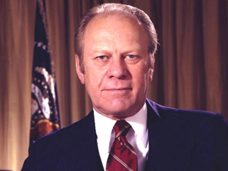 ΗΠΑ - Προεδρεία - Τζέραλντ Φορντ