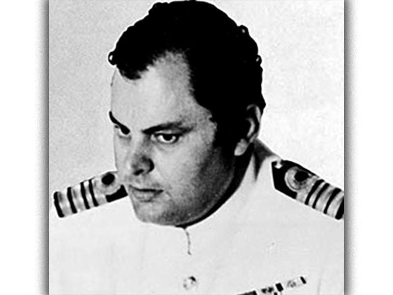Χούντα - ναύαρχος Νίκος Παππάς - Α/Τ «Βέλος»