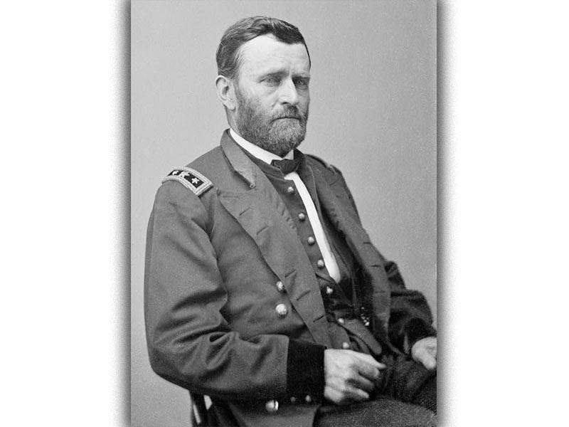 ΗΠΑ - Εμφύλιος - Στρατηγός Γκραντ