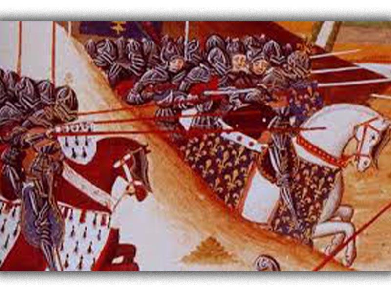 Γαλλία- Αγγλία - Εκατονταετής πόλεμος - Μάχη του Φορμινί, 1450