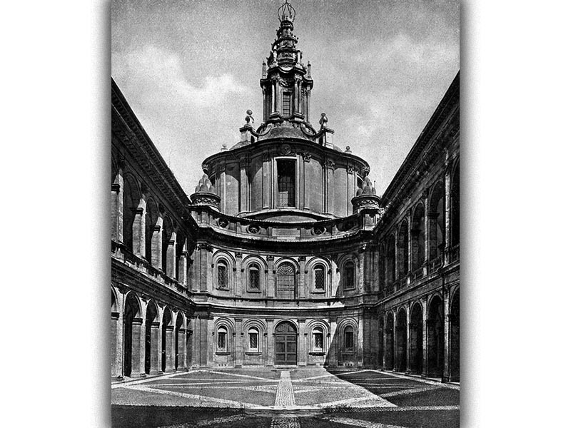 Παιδεία - Πανεπιστήμιο Σαπιέντσα Ρώμης