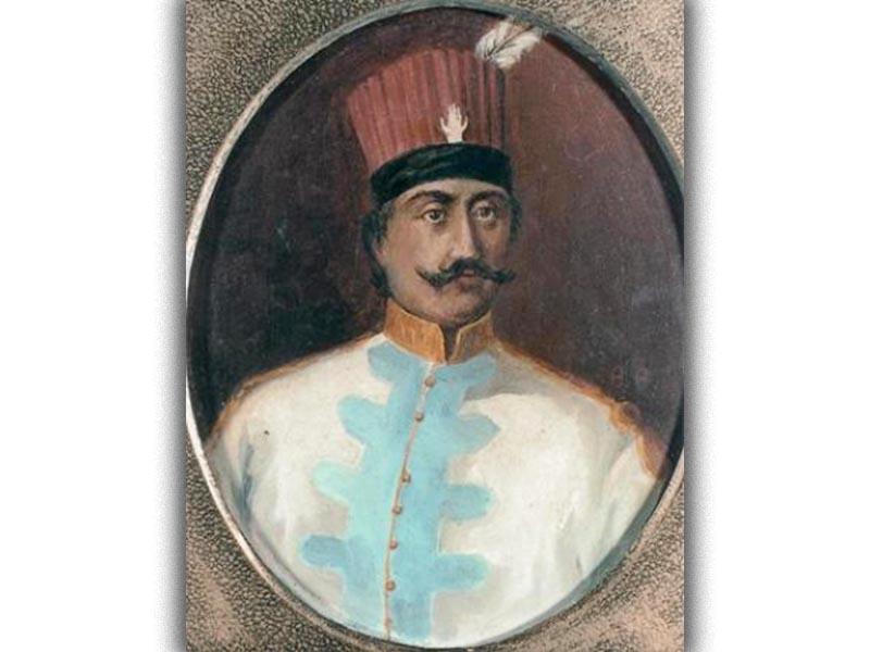 Ελλάδα - Προεπαναστατική περίοδος 1821 - Λάμπρος Κατσώνης