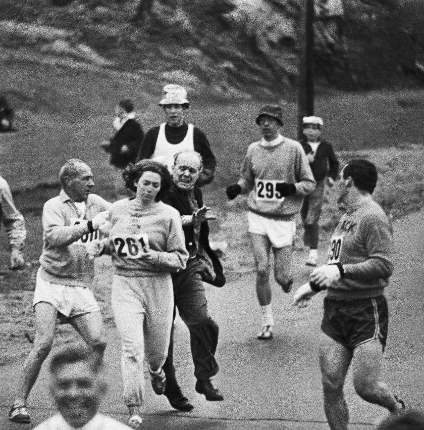 Αθλητισμός - Μαραθώνιος - Ρομπέρτα Μπίγκνεϊ