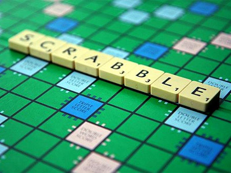 Παιχνίδια - Σκραμπλ