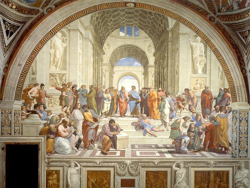 Πολιτισμός - Ζωγραφική - Ραφαήλ