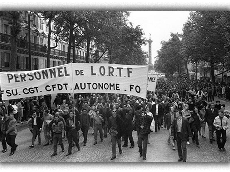Γαλλία - Μάης 1968