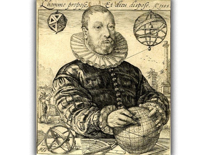 Επιστήμες - Μαθηματικά - Αστρονομία - Τζοβάνι Μπατίστα Οντιέρνα
