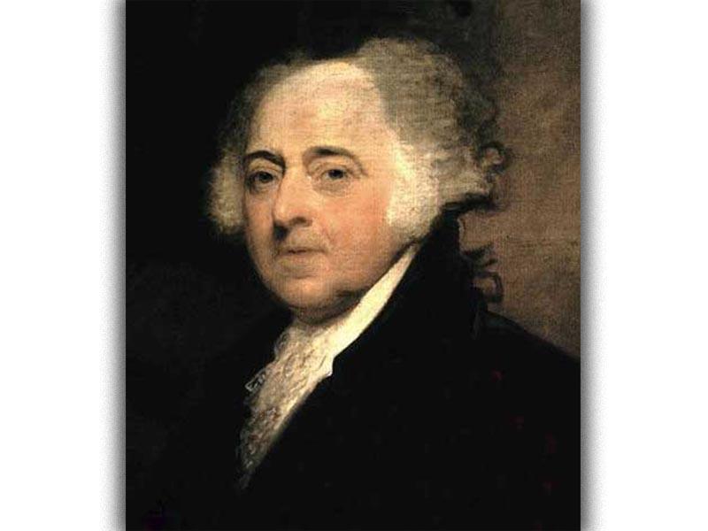 ΗΠΑ - Προεδρεία - Τζον Άνταμς