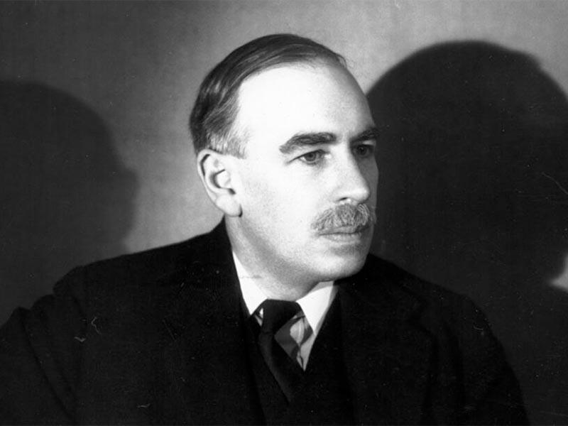 Καπιταλισμός - κρατικός παρεμβατισμός - οικονομία - Τζον Μέιναρντ Κέινς