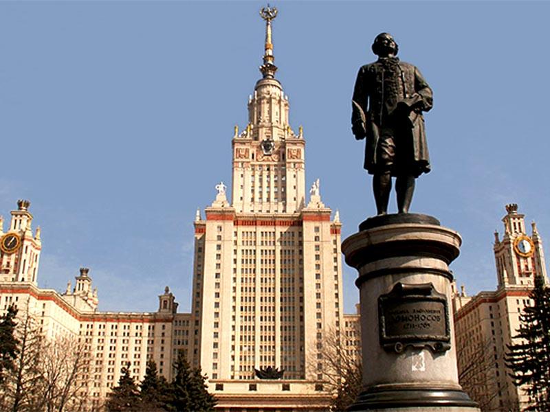 Παιδεία - Πανεπιστήμιο Αθηνών - Κρατικό Πανεπιστήμιο της Μόσχας Λομονόσοφ