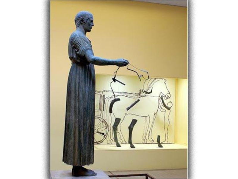 Πολιτισμός - Γλυπτική - Αρχαία Ελλάδα