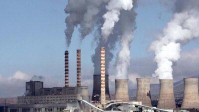 Ελλάδα - Ενέργεια - εργοστάσιο της ΔΕΗ στη Μεγαλόπολη