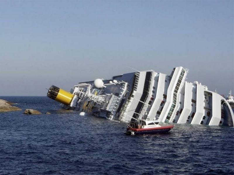 Ελλάδα - ναυάγιο Sea Diamond, 2007