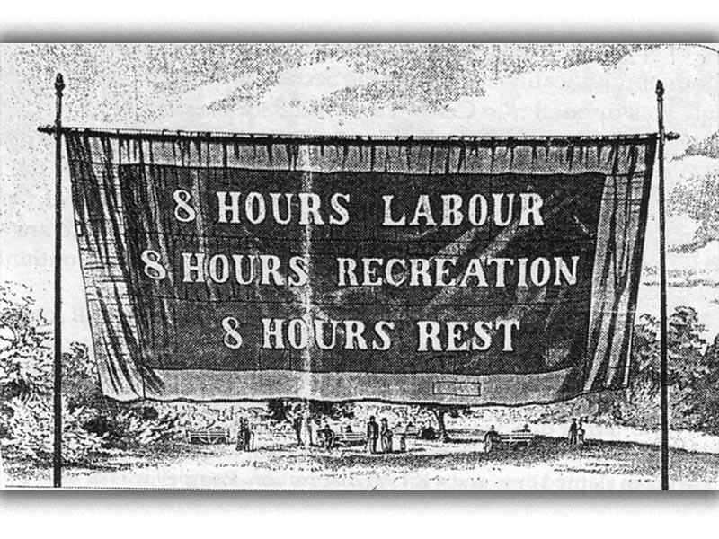 Εργατικό κίνημα - Σικάγο - Πρωτομαγιά, 1886