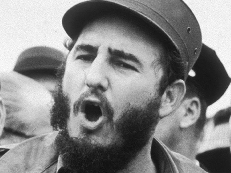 Κούβα - Επανάσταση - Φιντέλ Κάστρο
