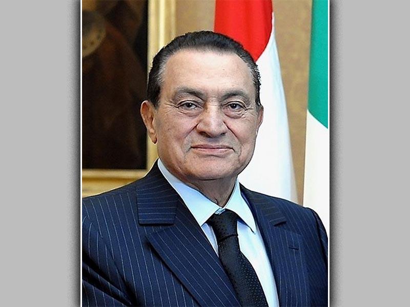 Αίγυπτος - προεδρία - Χόσνι Μουμπάρακ