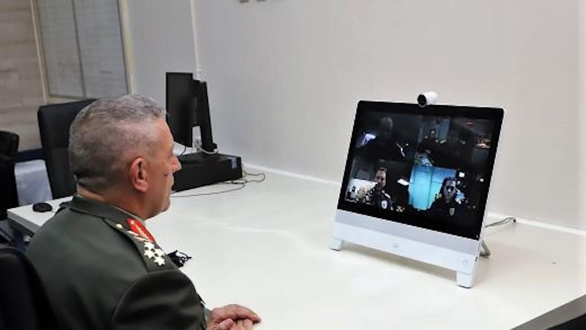 Επίσκεψη Αρχηγού ΓΕΕΘΑ στο το Κέντρο Επιχειρήσεων του Αρχηγείου Στόλου