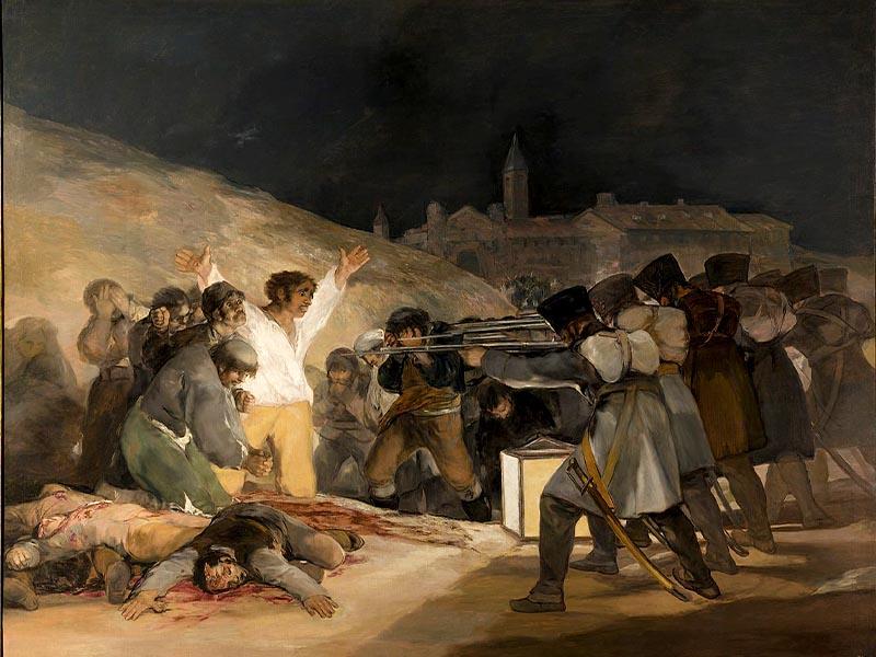 Πολιτισμός - Ζωγραφική - Φρανσίσκο Γκόγια
