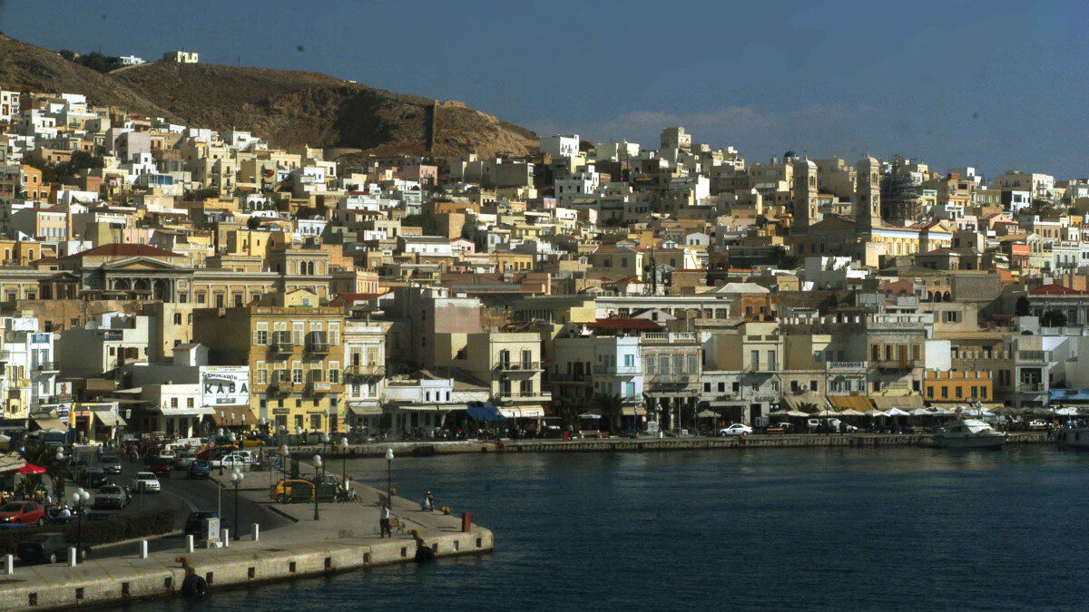 Λιμάνι της Σύρου