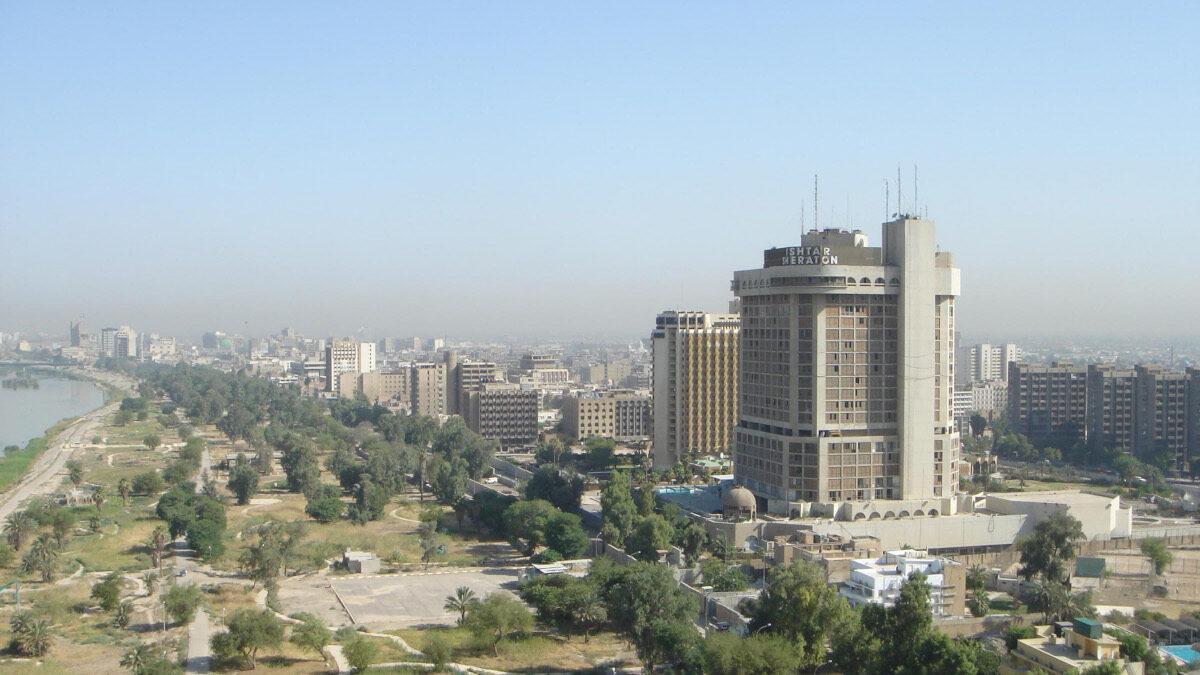 Βαγδάτη Ιράκ
