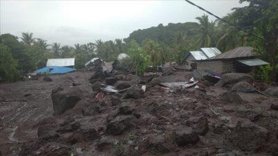 Πλημμύρες στην Ινδονησία