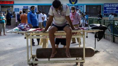Νοσοκομείο στην Ινδία