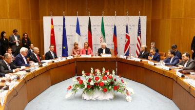 Διαπραγματεύσεις το 2015 για τη διεθνή συμφωνία για το Ιιρανικό πυρινικό πρόγραμμα στη Βιένη