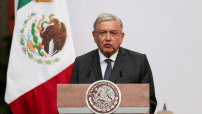 Πρόεδρος του Μεξικό, Αντρές Μανουέλ Λόπες Ομπραδόρ