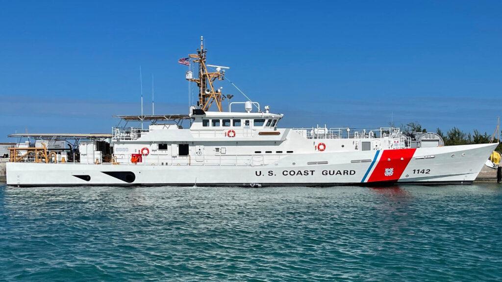 USCGC Robert-Goldman, Περιπολικό Ανοιχτής Θαλάσσης της Ακτοφυλακής των ΗΠΑ