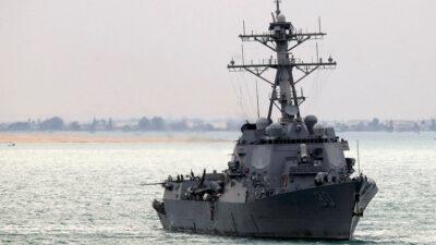 Το Αντιτορπιλικό του Πολεμικού Ναυτικού των ΗΠΑ USS Roosevelt (DDG 80)