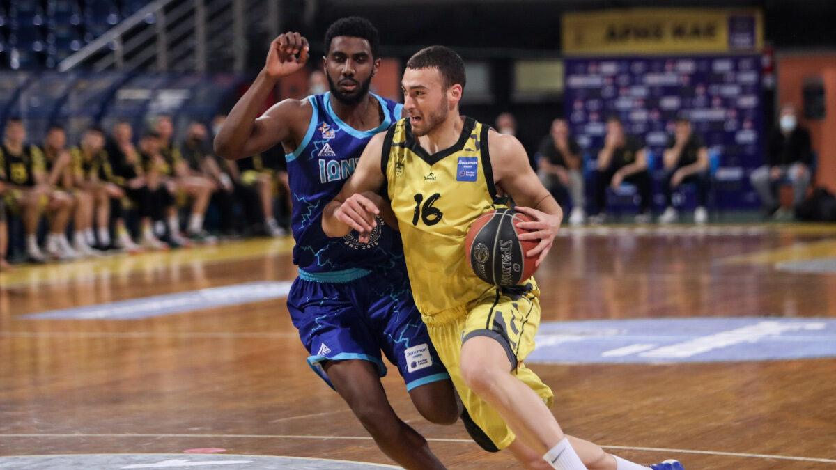 Basket League: Άρης Ιωνικός