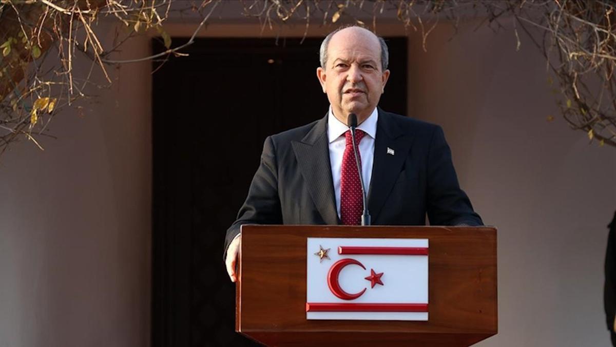 Ερσίν Τατάρ, «Πρόεδρος» του ψευδοκράτους της κατεχόμενης Κύπρου