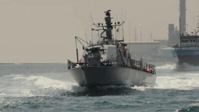 Περιπολικό του Πολεμικού Ναυτικού του Ισραήλ
