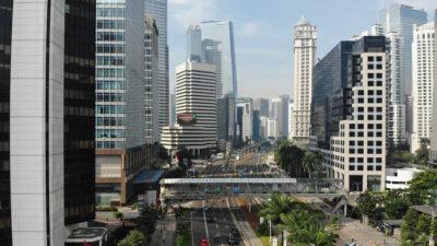 Τζακάρτα, Πρωτεύουσα της Ινδονησίας