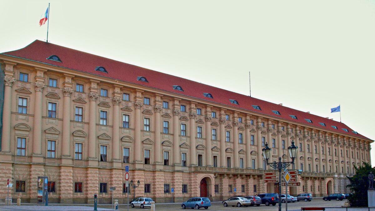 Υπουργείο Εξωτερικών Τσεχίας