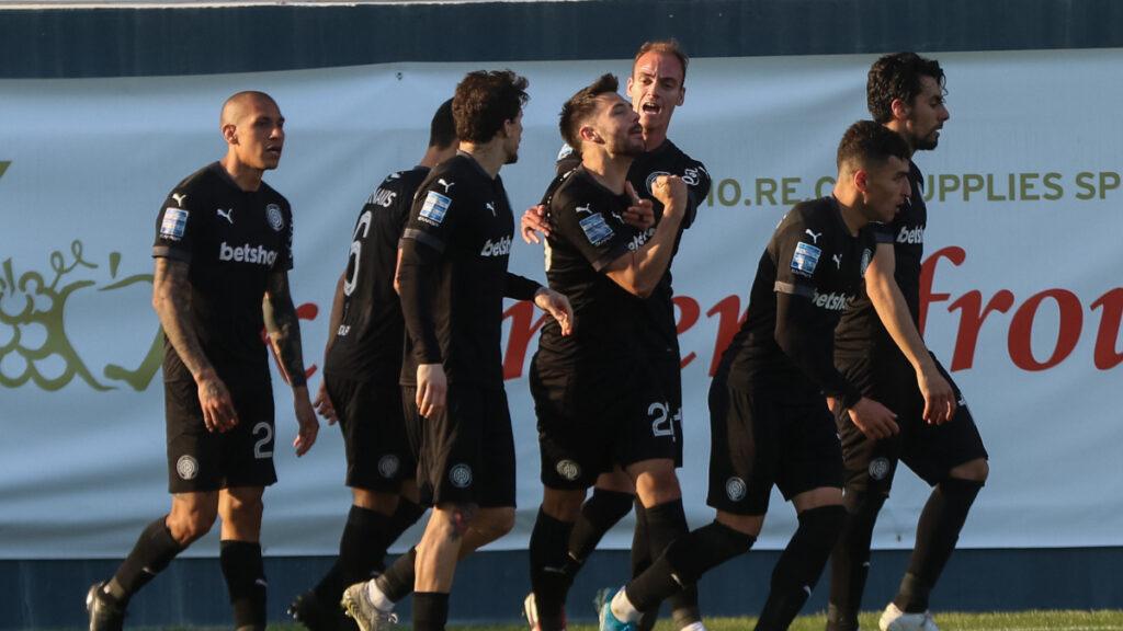 Super League - Play outs: ΟΦΗ - ΠΑΣ Γιάννενα