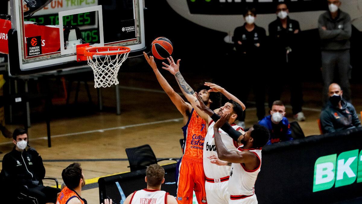 EuroLeague: Βαλένθια - Ολυμπιακός