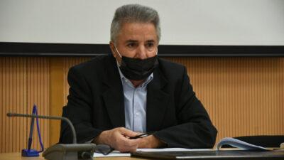 Ανδρέας Αθανασόπουλος, Αντιδήμαρχος Πολιτικής Προστασίας του Δήμου Πατρέων