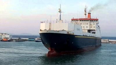 Ζημιές στο λιμάνι της Σούδας