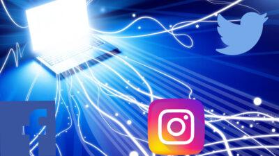 socialmedia - internet -facebook -instagram - twitter - διαδίκτυο - ενημέρωση - Μέσα κοινωνικής Δικτύωσης