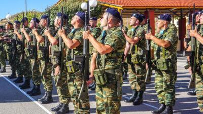 Φαντάροι - Στρατευμένοι - Στρατιώτες της 88 ΣΔΙ, Λήμνου (Αγ. Ευστράτιος) 2019