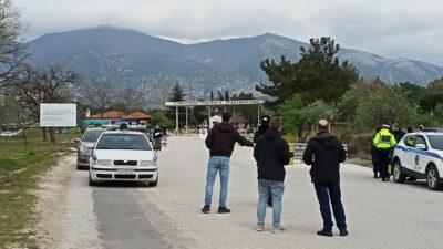 """Παρέμβαση του ΚΚΕ και της ΚΝΕ στο στρατόπεδο """"Τριανταφυλλίδη στο Πετροχώρι Ξάνθης"""