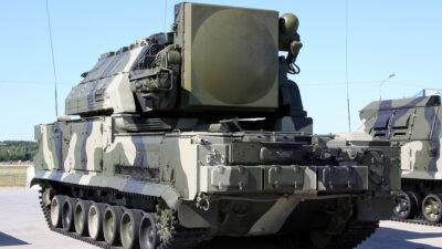 Αντιαεροπορικό πυραυλικό σύστημα Tor-M1_SAM των Ουκρανικών Ενόπλων Δυνάμεων