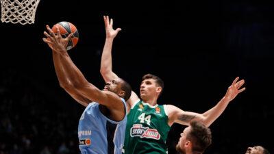 EuroLeague: Ζενίτ - Παναθηναϊκός