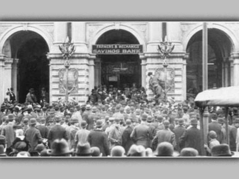 ΗΠΑ - Οικονομία - Κραχ 1893