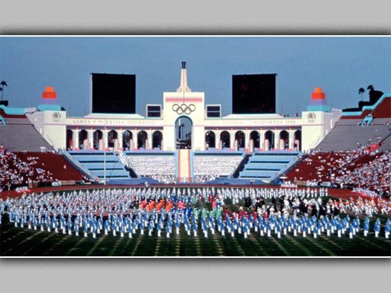 Αθλητισμός - Ολυμπιακοί Αγώνες - Λος Άντζελες, 1984