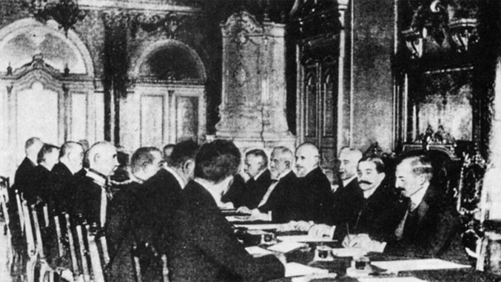 Ελλάδα - Βουλγαρία - Αμυντική Συνθήκη, 1912