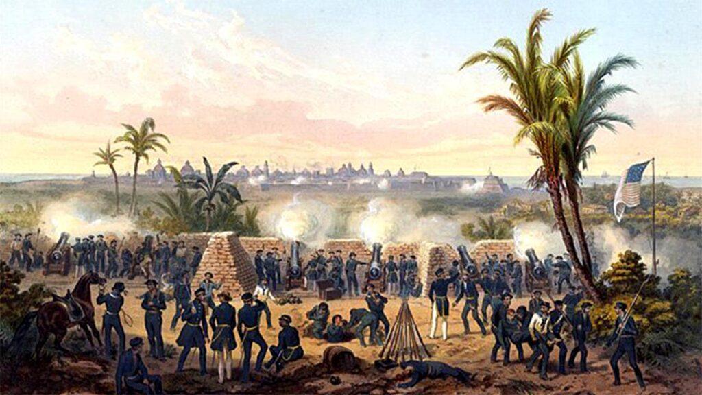 ΗΠΑ - Μεξικό - πόλεμος, 1846